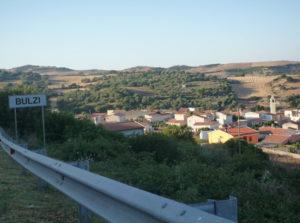 Panorama di Bulzi (SS)