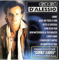Il cd di Gigi D'Alessio