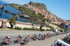 Il Giro d'Italia 100 in Sardegna