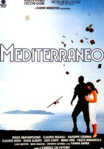 La locandina di Mediterraneo