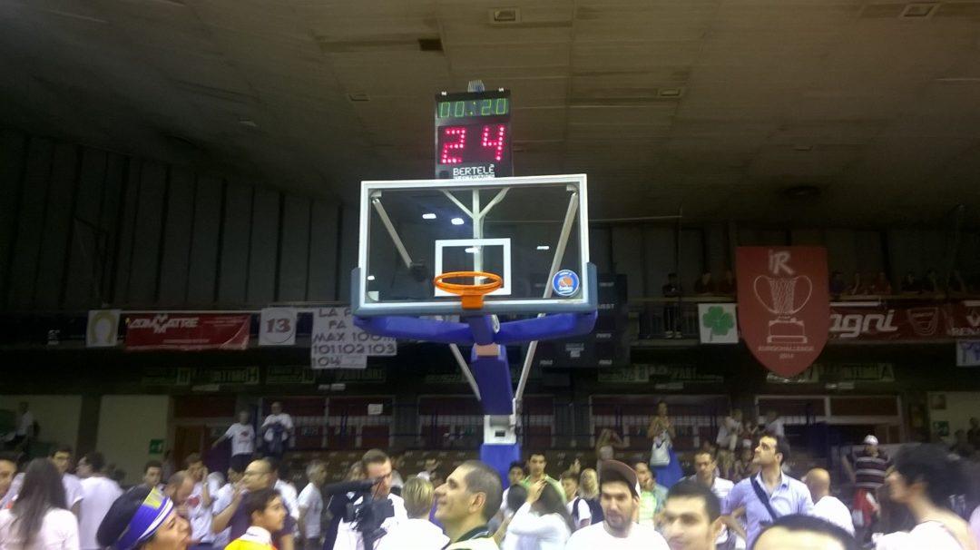 Dinamo Sassari Campioni d'Italia 2014/2015
