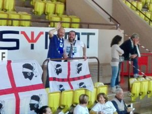 #romagnabiancoblu in trasferta a Monaco
