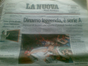 Rowe promozione Serie A